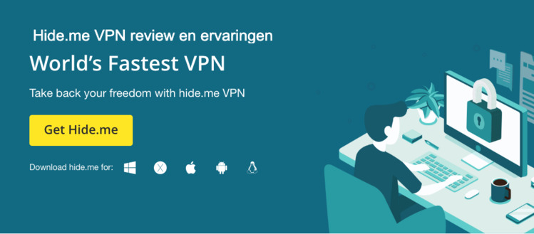 Hide.me VPN review en ervaringen