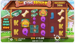The Doghouse Slot wild